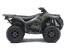 The Kawasaki Brute Force 750 4×4i EPS ATV is built strong to dominate the most difficult trails. Backed by over a century of Kawasaki Heavy Industries, Ltd. knowledge and engineering, the Brute Force 750 is a thrilling adventure ATV that refuses to quit.